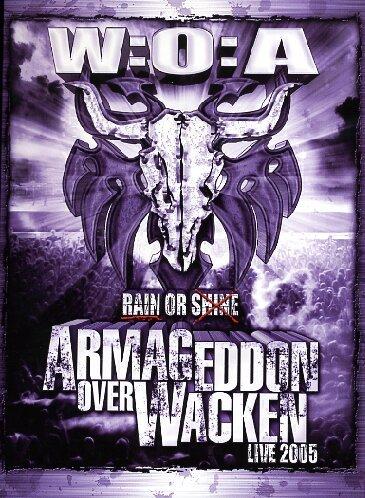 Armageddon Over Wacken Live 2005 (2 Dvd) (Digipack)