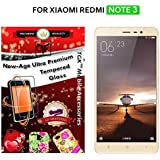 For Xiaomi Redmi Note 3 - TGK PREMIUM 9H Hardness ShatterProof Toughened Tempered Glass Screen Protector