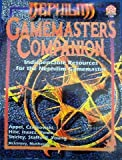 Nephilim Gamemaster's Companion (1568820666) by Appel, Shannon
