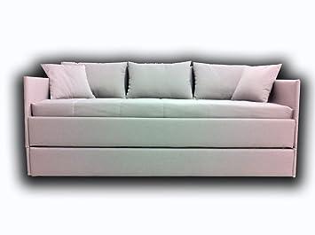 Ponti divani suite divano letto a castello con for Meccanismo per divano letto
