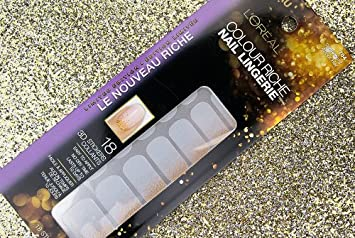 Loreal Limited Edition Colour Riche Nail Lingerie - 704 Something About Her at Amazon.com