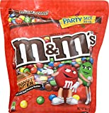 M&M's Peanut Butter Chocolate Candies, Party Size, 38 oz / 1077g