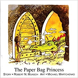 "the independent princess in the paper bag princess a book by robert munsch ""the paper bag princess"" is definitely one of rober i have been reading most of robert munsch and michael martchenko's works ever since i was a child and i have enjoyed most of their works."