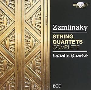Zemlinsky: Complete String Quartets