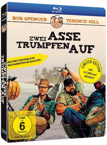 Zwei Asse trumpfen auf - Limited Edition [Blu-ray]