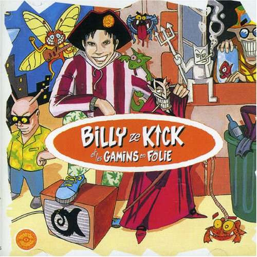Billy ze kick - MANGEZ-MOI