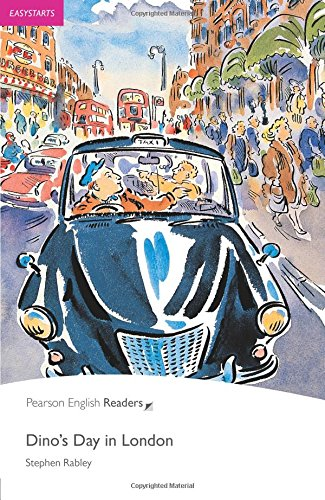 Penguin Readers Easystarts Dino's Day in London (Penguin Readers (Graded Readers))