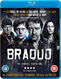 Braquo - The complete season one [Blu-ray]