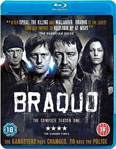 Braquo - The complete season one [Blu-ray]