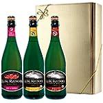 Breton Cidre Gift Trio, Loic Raison