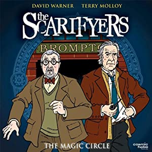 The Scarifyers: The Magic Circle Radio/TV Program