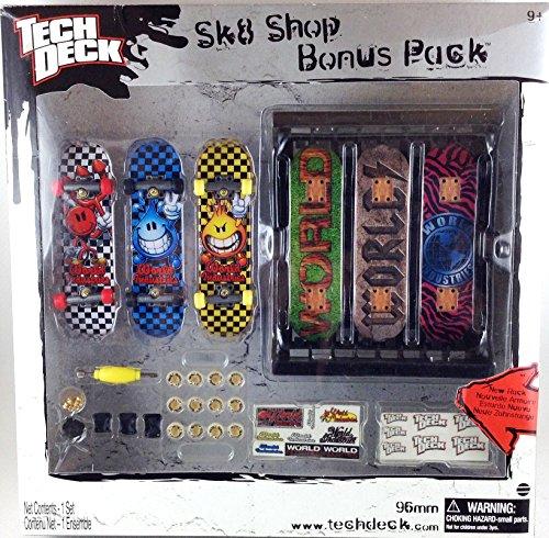 Tech Deck World Industries SK8 Shop Bonus Pack Wet Willy (Tech Deck Sk8 Shop Bonus Pack compare prices)