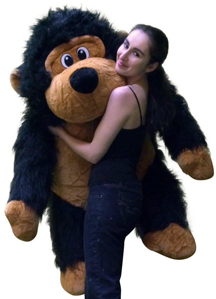 Extra Large Stuffed Monkey