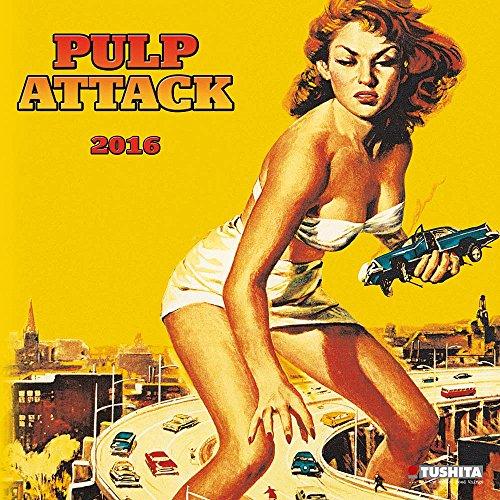 Pulp Attack 2016 (Media Illustration)