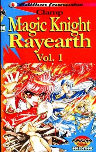 Magic knight Rayearth - Manga player Vol.1