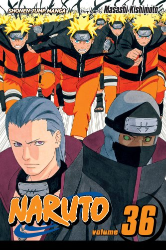Naruto, Vol. 36 (Naruto (Graphic Novels))