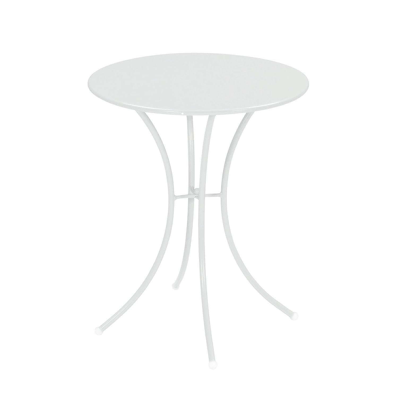 Emu 309052300 Pigalle Tisch 905, ø 60 cm, pulverbeschichteter Stahl, matt weiss kaufen