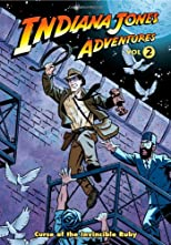 Indiana Jones Adventures Volume 2