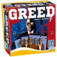 Queen Games Greed Board Game