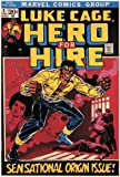 img - for Luke Cage: Hero For Hire, Vol. 1 by Roy Thomas (2005-03-02) book / textbook / text book