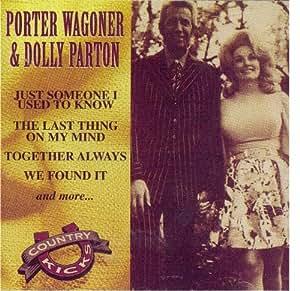 Porter wagoner dolly parton porter wagoner dolly for Porter wagoner porter n dolly