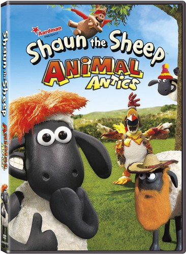 DVD : Shaun the Sheep: Animal Antics (Widescreen, Dolby)