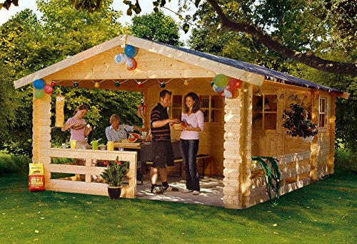 Gartenhäuser aus Holz - zeitlos und gemütlich