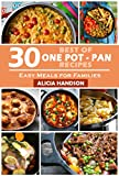 One Pot: 30 best of One Pot-Pan recipes easy meals for families
