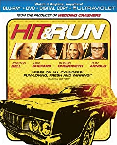 Hit & Run (Blu-ray + DVD + Digital Copy + UltraViolet)