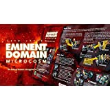 Tasty Minstrel Games 3003TTT - Brettspiele, Eminent Domain, Microcosm