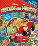 Disney/Pixer Friends & Heroes (First Look and Find)