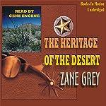 The Heritage of the Desert | Zane Grey