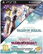 Tales Of Xillia + Tales Of Xillia 2 [Importación Francesa]