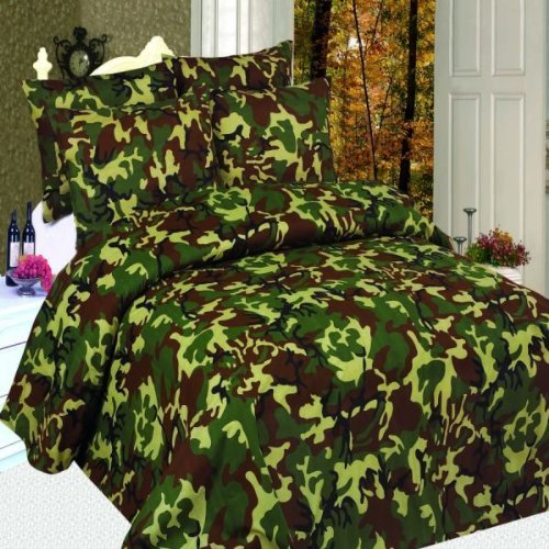Camouflage Bedding Sets