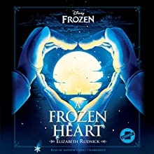 A Frozen Heart Audiobook by Elizabeth Rudnick Narrated by Andrew Eiden