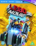 The Lego Movie [Blu-ray 3D + Blu-ray...