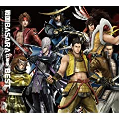 �퍑BASARA GAME BEST(DVD�t)