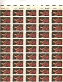 Angel Gabriel Full Sheet of 50 X 6 Cent US Postage Stamps Scott 1363 by U.S. Mail
