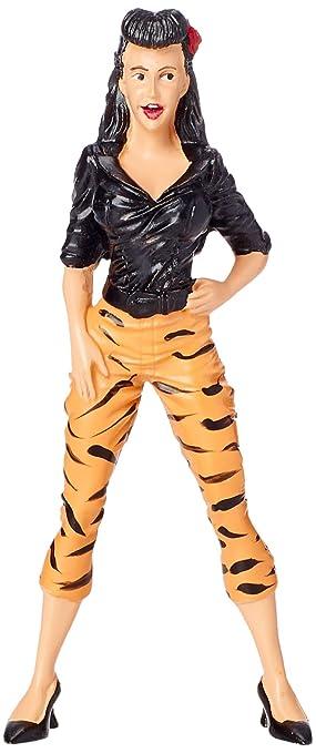 American Diorama - 23809 - Figurine - Greaser Girl - Tiger Danika - Echelle 1/18