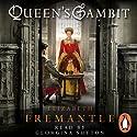 Queen's Gambit (       UNABRIDGED) by Elizabeth Fremantle Narrated by Georgina Sutton