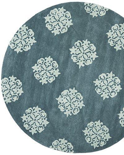 Soho Rugs Floral Medallion