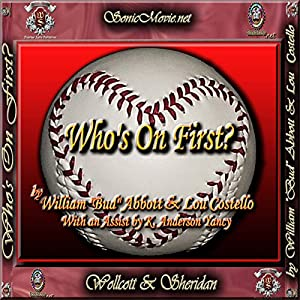 Who's on First? Audiobook