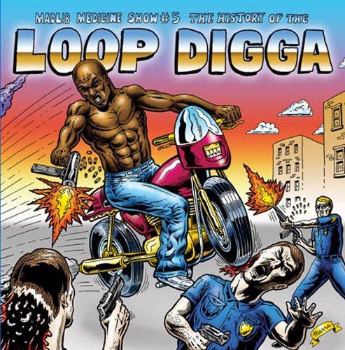 Madlib - Madlib Medicine Show, Vol. 5 - History Of The Loop Digga: 1990-2000 (CD)