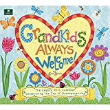 img - for 2015 Grandkids Always Welcome Grandparent Wall Calendar Legacy [jg] book / textbook / text book