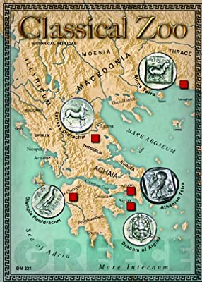 (DM 331) Classical Zoo - Greece