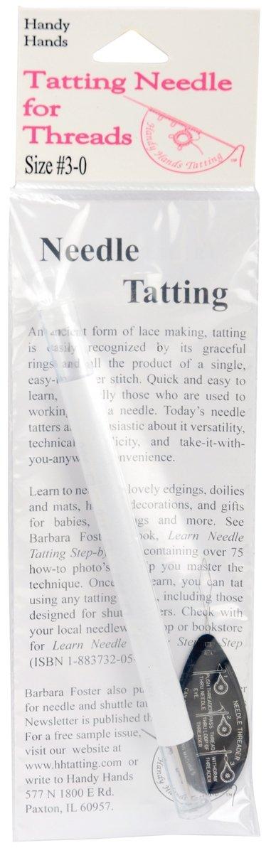 Tatting Needle For Thread-#3-0   revisión y más información