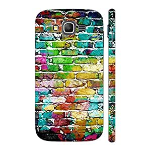 Enthopia Designer Hardshell Case Water Colour Wall Back Cover for Samsung Galaxy Grand Prime