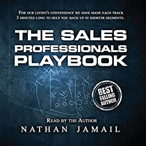 The Sales Professional's Playbook Audiobook