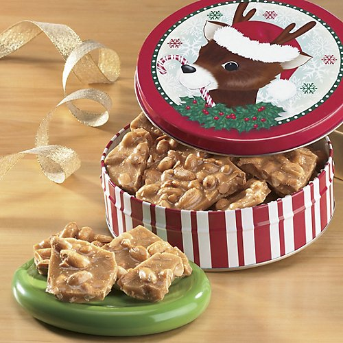 The Swiss Colony Sugar Free Peanut Brittle