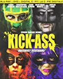 Kick-Ass (Bilingual) [Blu-ray + DVD + Digital Copy]